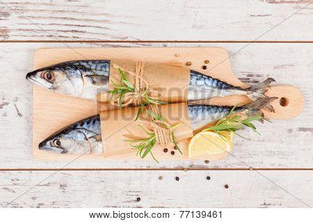 Delicious Fresh Fish.