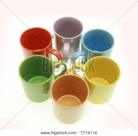 Colours Cups