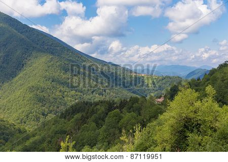 Parc Naturel Regional Des Pyrenees Ariegeoises At Riverenert France