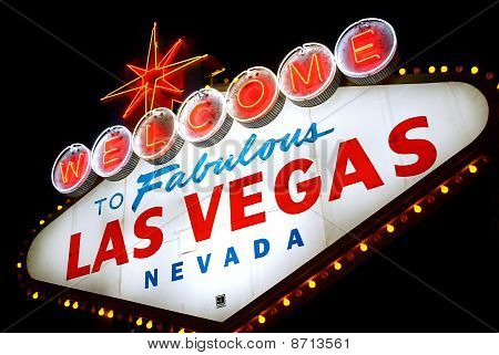 Welcome to Las Vegas, Nevada (USA)