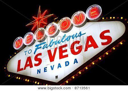 Willkommen Sie in Las Vegas, Nevada (Usa)