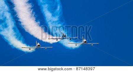 Horsemen F-86 Sabres