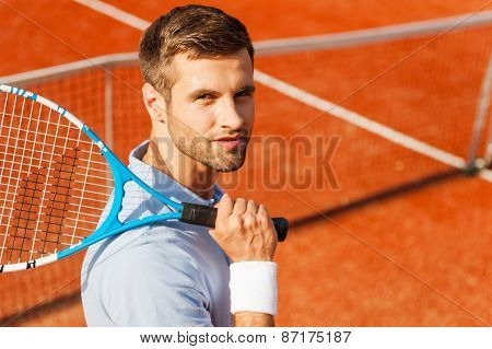 Tennis Is My Life!