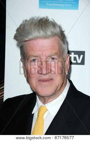 LOS ANGELES - APR 1:  David Lynch at the The Music Of David Lynch at the Ace Hotel on April 1, 2015 in Los Angeles, CA