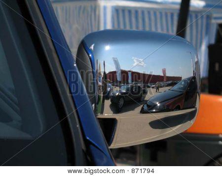 Reverse Car Mirror
