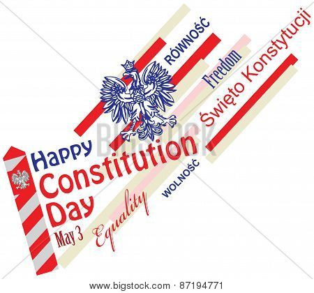 Constitution Day In Poland