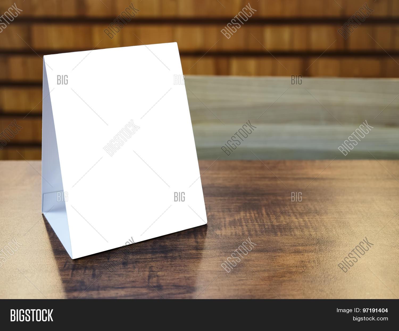 Mock Menu Frame Image Photo Free Trial Bigstock - Menu mockup template