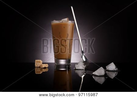Culinary Ice Coffee.