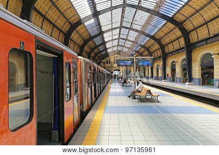 Train Station Piraeue