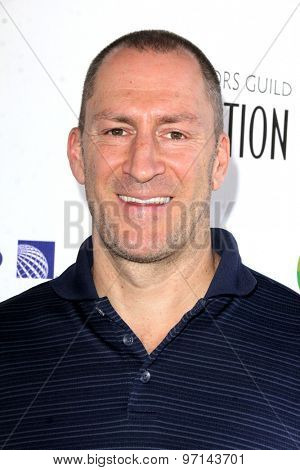 LOS ANGELES - JUN 8:  Ben Bailey at the SAG Foundations 30TH Anniversary LA Golf Classi at the Lakeside Golf Club on June 8, 2015 in Toluca Lake, CA