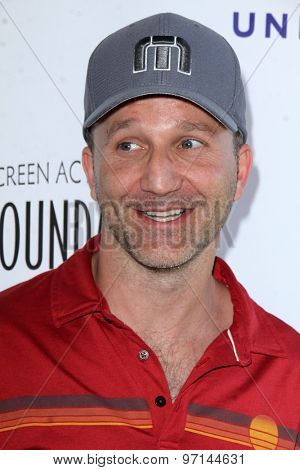 LOS ANGELES - JUN 8:  Breckin Meyer at the SAG Foundations 30TH Anniversary LA Golf Classi at the Lakeside Golf Club on June 8, 2015 in Toluca Lake, CA