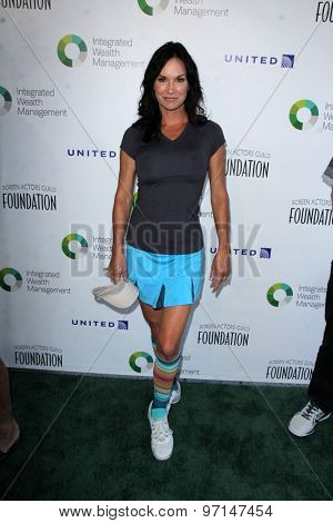 LOS ANGELES - JUN 8:  Debbe Dunning at the SAG Foundations 30TH Anniversary LA Golf Classi at the Lakeside Golf Club on June 8, 2015 in Toluca Lake, CA