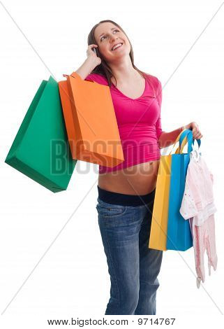 New Mother Shopping