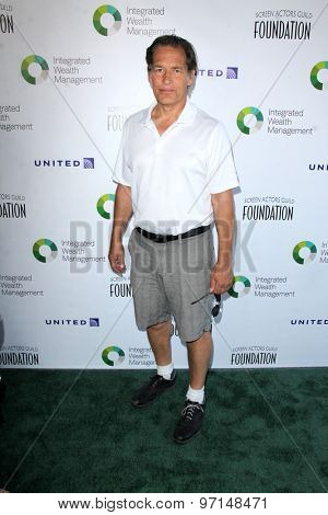 LOS ANGELES - JUN 8:  James Remar at the SAG Foundations 30TH Anniversary LA Golf Classi at the Lakeside Golf Club on June 8, 2015 in Toluca Lake, CA