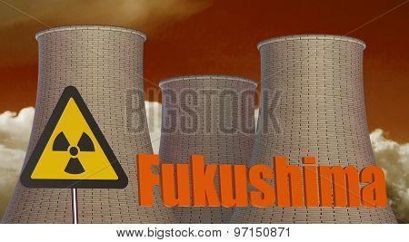 Fukushima Radiation Area Concept