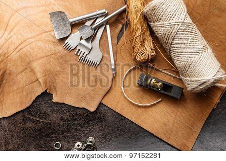 leathercraft tools