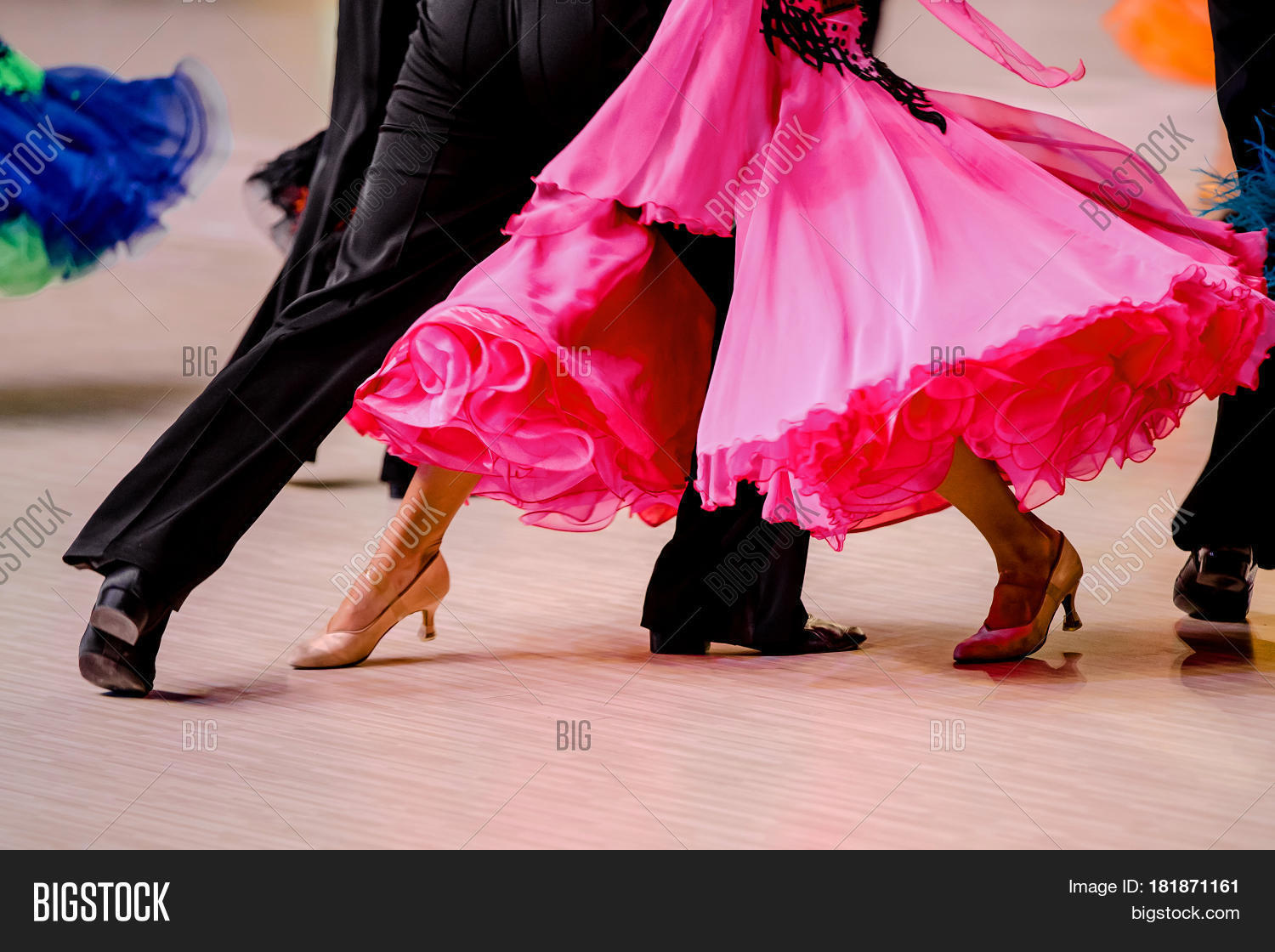 Competitions Ballroom Image & Photo (Free Trial) | Bigstock