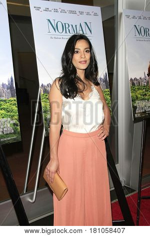 LOS ANGELES - APR 5: Odelya Halevi at the premiere of Sony Pictures Classics' 'Norman' at Linwood Dunn Theater at the Pickford Center for Motion Study on April 5, 2017 in Los Angeles, CA