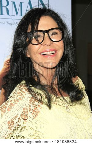 LOS ANGELES - APR 5: Maria Conchita Alonso at the premiere of Sony Pictures Classics' 'Norman' at Linwood Dunn Theater at the Pickford Center for Motion Study on April 5, 2017 in Los Angeles, CA