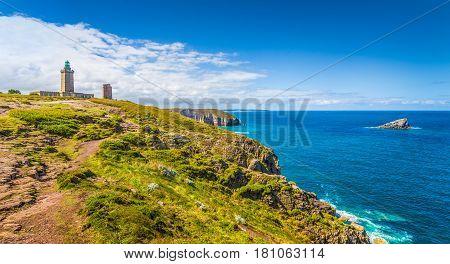 Cap Frehel Peninsula, Bretagne, France