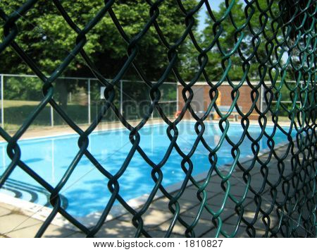 Closed Swimming Pool