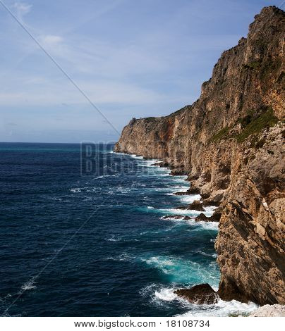 Cape Espichel South Cliff