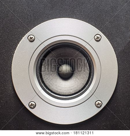 Isolated music speaker high quality loudspeaker acoustic system