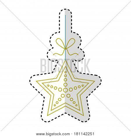 star fish isolated icon vector illustration design