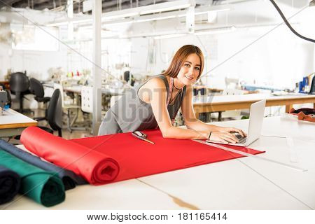 Creative Designer Doing Some Work