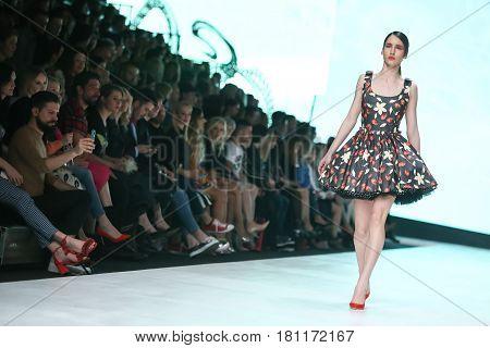 Bipa Fashion.hr Fashion Show 2017 : Luka Grubisic, Zagreb, Croat