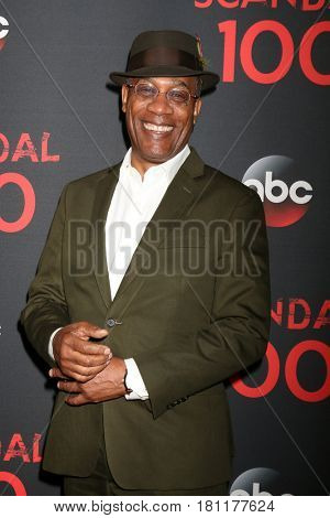 LOS ANGELES - APR 8:  Joe Morton at the
