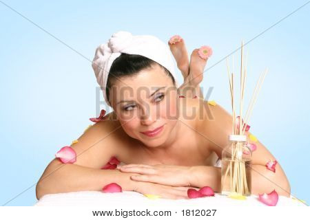 Aroma Therapy Beauty Treatment