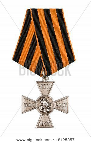 Medal Of The 200 Th Anniversary Of St. George's Cross