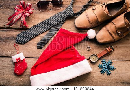 Clothing, costumes, planning for the holiday season, Christmas
