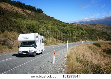 New Zealand Motorhome