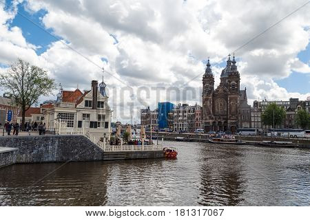 Amsterdam St. Nicholas Church