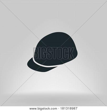 Helmet Vector Icon