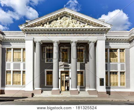 College Of San Lorenzo - Cienfuegos, Cuba