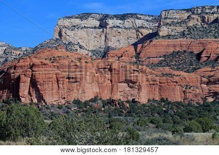Red Rock Country Outside Sedona Arizona USA
