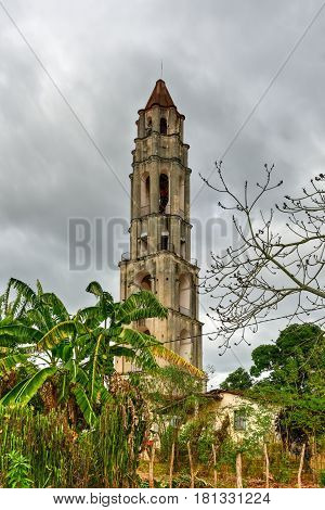 Slave Watch Tower - Manaca Iznaga, Cuba