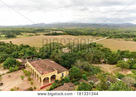House Of The Manaca Iznaga - Cuba