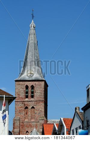 Reformed Church Of Domburg