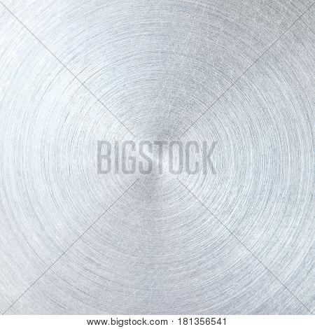 Brushed Aluminium Texture