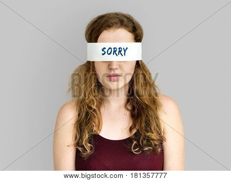 Sorry Forgive  Apologetic Person Sentiments