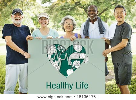 Balance Health Living Lifestyle Vitality Wellness