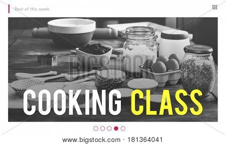 Cooking Class Food Nutrients Icon