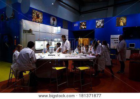 Labs In Nemo Science