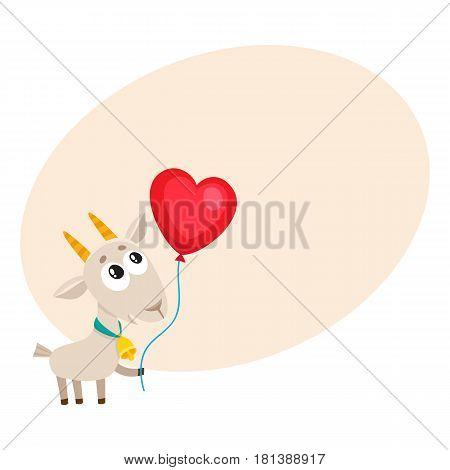 Cute Funny Goat Vector & Photo (Free Trial)   Bigstock
