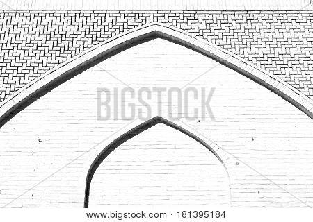 In Iran Old  Window