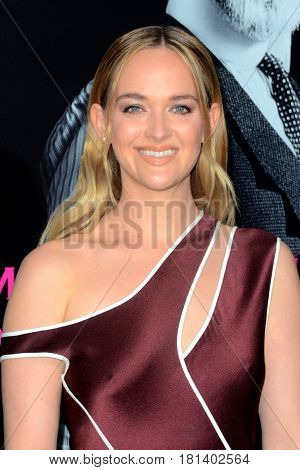LOS ANGELES - APR 3:  Jess Weixler at the AMC's
